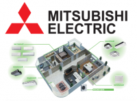 Мульти сплит-система Mitsubishi Electric